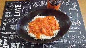 ラタトゥイユ素麺